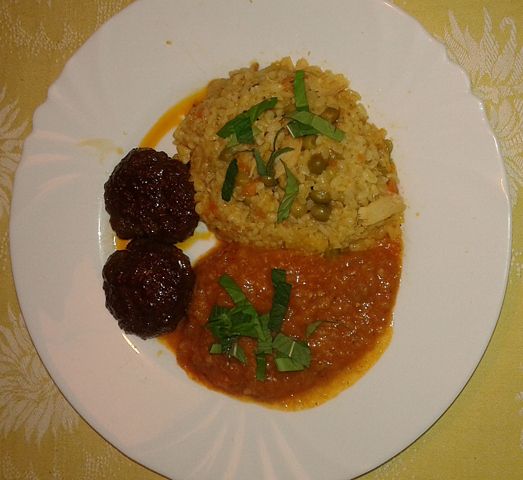 Cream Risotto